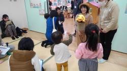 人形劇、楽しかったよ。